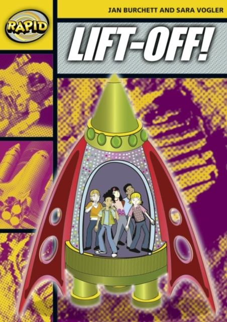 Rapid Stage 4 Set A: Lift-Off! (Series 2