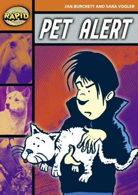 Rapid Stage 4 Set B: Pet Alert (Series 2