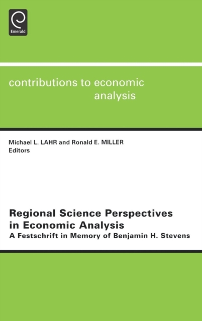 Regional Science Perspectives in Economi