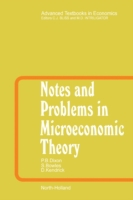 Notes and Problems in Microeconomic Theo