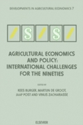 Agricultural Economics and Policy: Inter