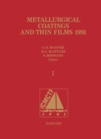 Metallurgical Coatings and Thin Films 19