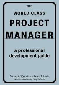 World Class Project Manager