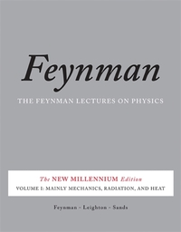 The Feynman Lectures on Physics, Vol. I