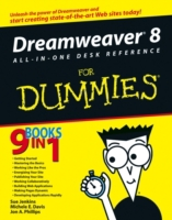 Dreamweaver 8 All-in-One Desk Reference