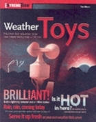 Weather Toys