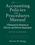 Accounting Policies and Procedures Manua