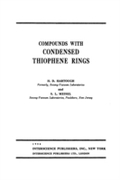 Compounds with Condensed Thiophene Rings
