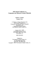 14th Annual Conference on Composites and