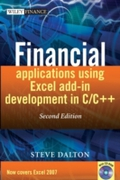 Financial Applications using Excel Add-i