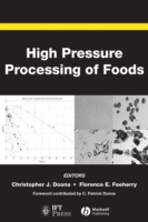 High Pressure Processing of Foods