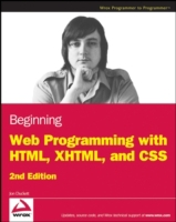 Beginning Web Programming with HTML, XHT