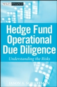 Hedge Fund Operational Due Diligence