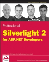 Professional Silverlight 2 for ASP.NET D