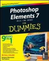 Photoshop Elements 7 All-in-One For Dumm