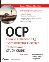 OCP: Oracle Database 11g Administrator C