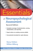 Essentials of Neuropsychological Assessm