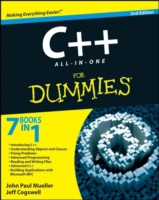 C++ All-In-One Desk Reference For Dummie