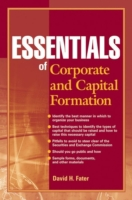 Essentials of Corporate and Capital Form