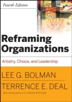Reframing Organizations, CafeScribe