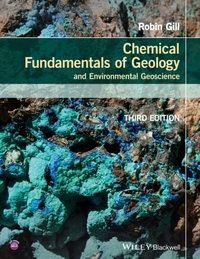 Chemical Fundamentals of Geology and Env