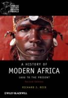 A History of Modern Africa - 1800 to the