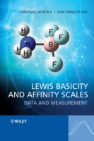 Lewis Basicity and Affinity Scales