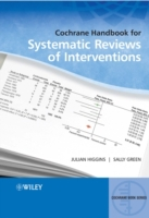 Cochrane Handbook for Systematic Reviews