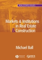 Markets and Institutions in Real Estate