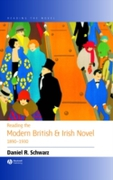 Reading the Modern British and Irish Nov