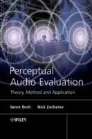 Perceptual Audio Evaluation - Theory, Me
