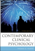 Contemporary Clinical Psychology