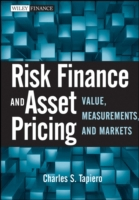 Risk Finance and Asset Pricing