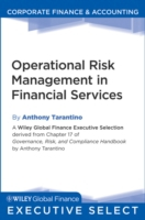 Operational Risk Management in Financial