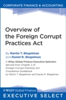 Overview of the Foreign Corrupt Practice
