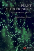 Annual Plant Reviews, Plant Mitochondria