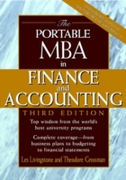 Portable MBA in Finance and Accounting