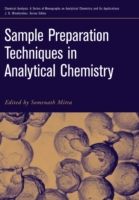 Sample Preparation Techniques in Analyti