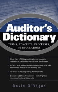 Auditor's Dictionary