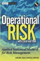 Operational Risk with Excel and VBA