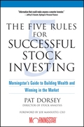 The Five Rules for Successful Stock Inve