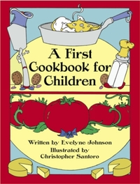 A First Cook Book for Children