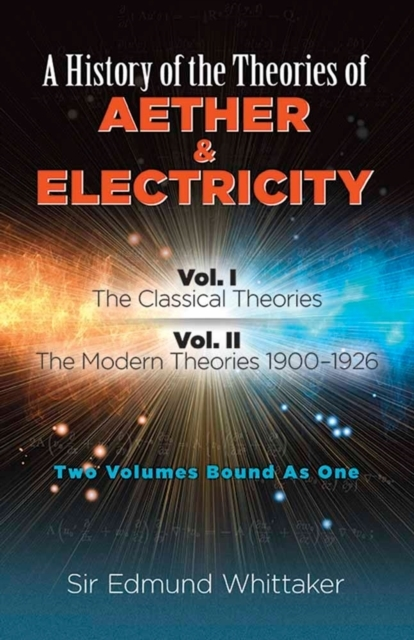 History of the Theories of Aether and El
