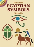 Fun with Egyptian Symbols Stencils