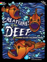 Creatures of the Deep Stained Glass Colo