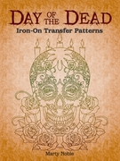 Day of the Dead Iron-On Transfer Pattern