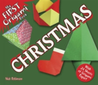 My First Origami Book--Christmas
