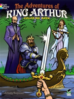 The Adventures of King Arthur Coloring B