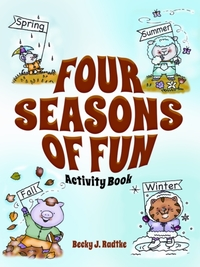 Four Seasons of Fun Activity Book