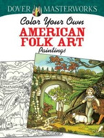 Dover Masterworks: Color Your Own Americ